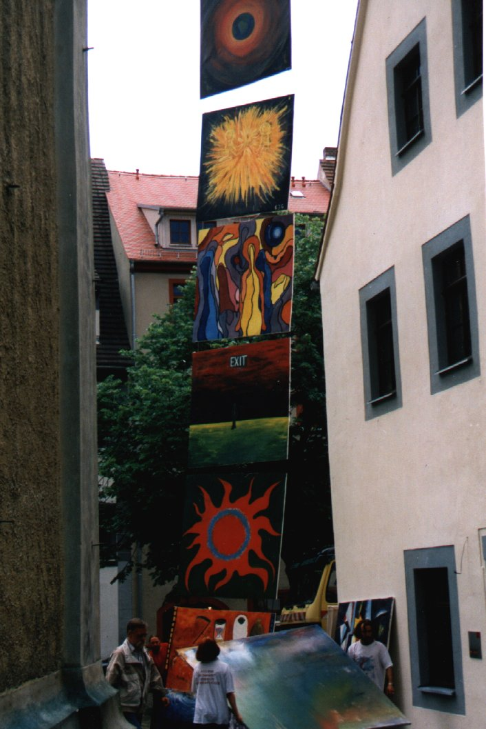 Bergstadtfestaktion 1999